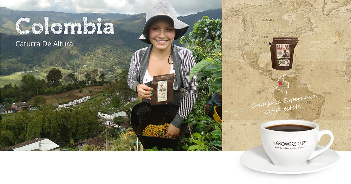 Kava iš Kolumbijos