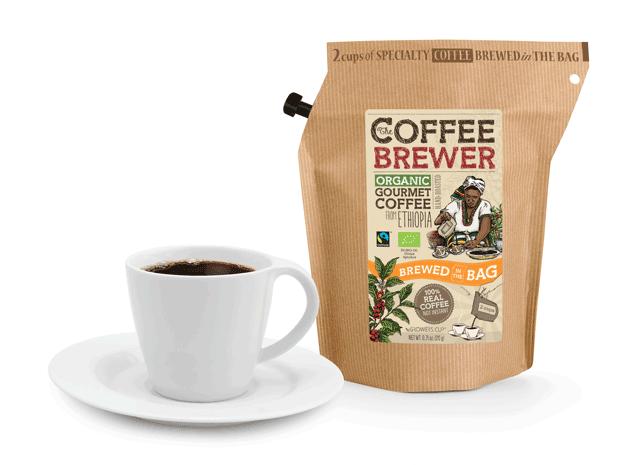 Coffeebrewer kava