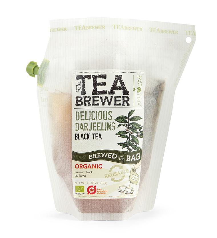 Juodoji arbata Teabrewer - Delicious Darjeeling