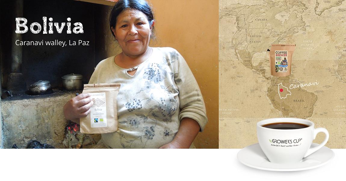 Kava iš Bolivijos