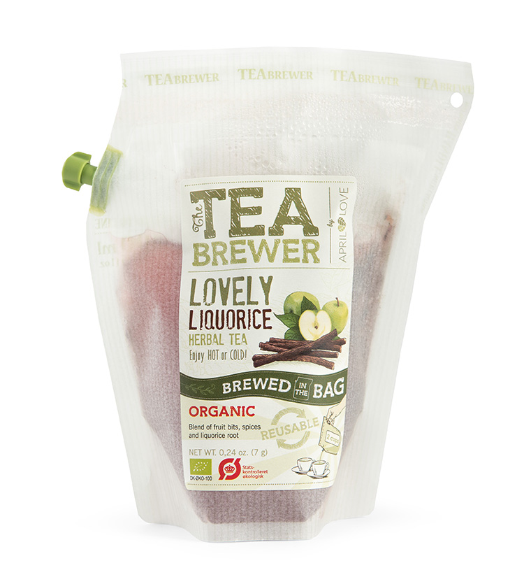 Žolelių arbata Teabrewer - Lovely Liquorice