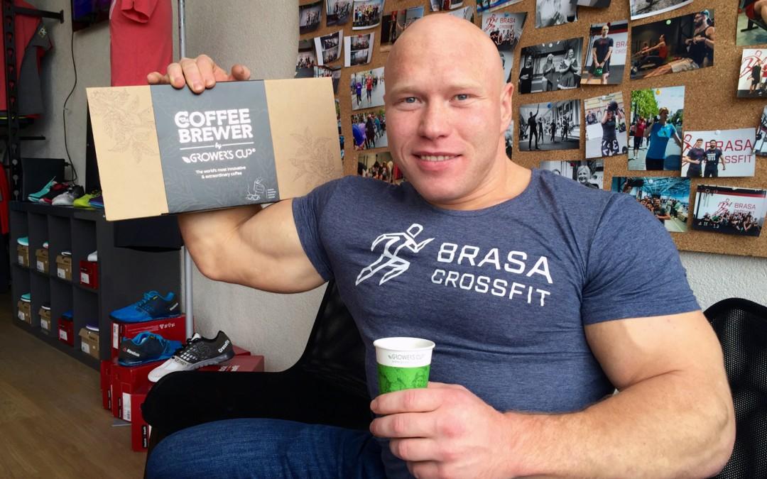 Sveikiname BRASA CrossFit su pirmuoju gimtadieniu!
