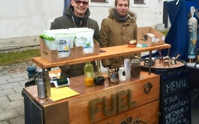 Kviečiame sušilti su Teabrewer arbata Kaziuko mugės metu!
