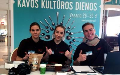 Kviečiame į Kavos Kultūros dienas Panoramoje!