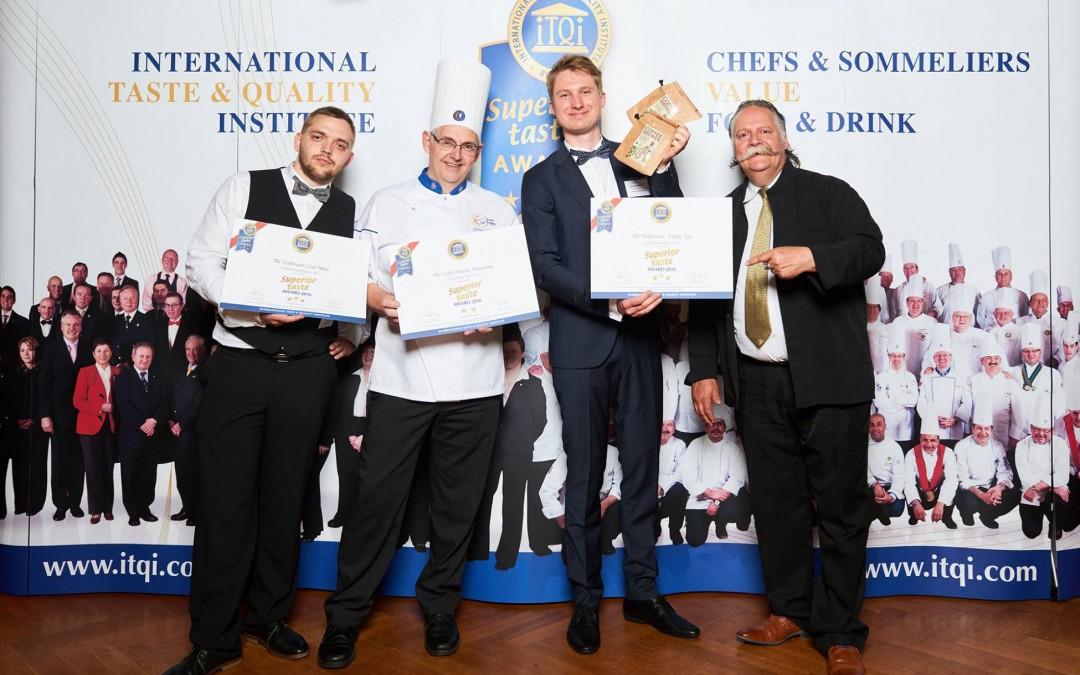 """Grower's Cup laimėjo prestižinį apdovanojimą """"iTQi Superior Taste Award 2016""""!"""