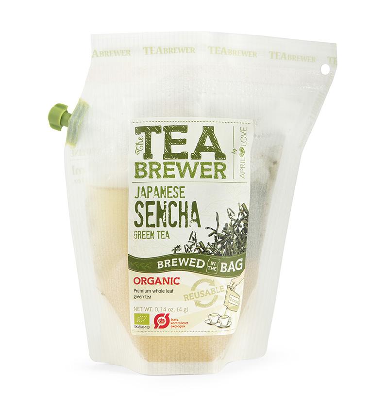 Žalioji arbata Teabrewer - Japanese Sencha
