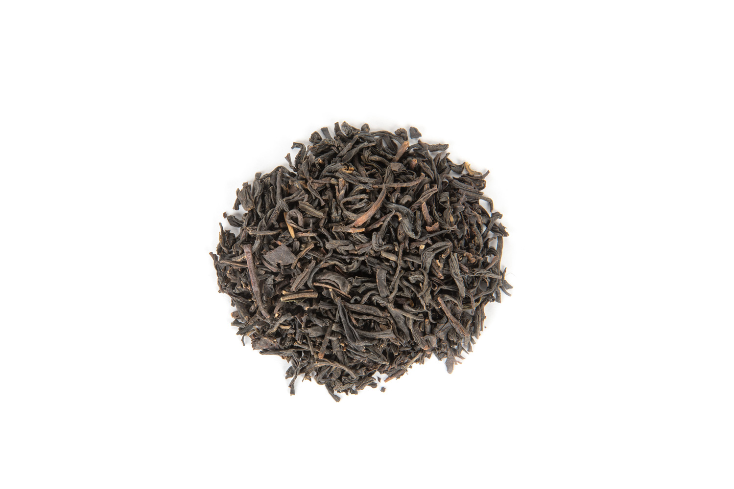 Organinė aromatizuota juodoji arbata su bergamoto skoniu